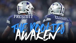 Dallas Star Wars: The Rookies Awaken (Dallas Cowboys 2017 Playoff Promo) ᴴᴰ