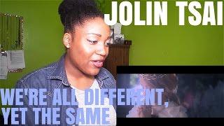 Jolin Tsai(蔡依林) - We're All Different, Yet The Same(不一樣又怎樣)   MV REACTION