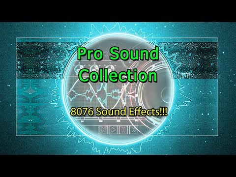 Pro Sound Collection (Sounds From V1.0)  - Gamemaster Audio - Gamemaster Audio