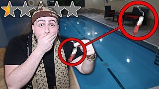 I Went To The Worst Reviewed Swimming Pool In My City!! *EWWWW*