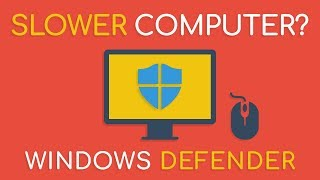 Does Windows Defender Slow Down Your PC? The COMPLETE  TEST!