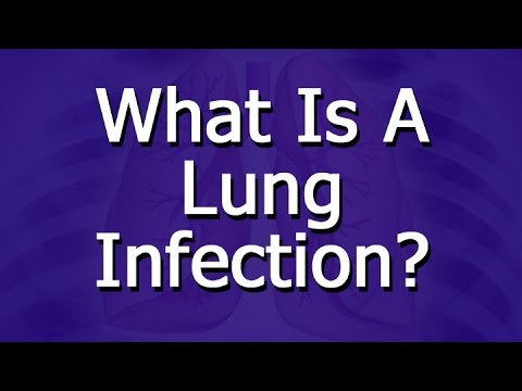 Video Lung Infections - Causes And Types