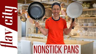The SAFEST & BEST Non Stick Pans...And Why To Avoid Teflon!