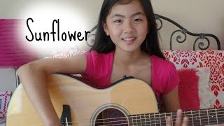 Sunflower ~ Paddy Sun ~ Fingerstyle Guitar Cover ~ Lanvy