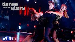 DALS S06   Loïc Nottet, Denitsa Et Silvia  Dansent Un Tango Sur ''Carmen'' (Stromae)