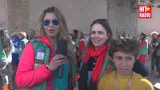 Arrivée des gazelles à Essaouira - Rallye Aïcha des Gazelles 2016