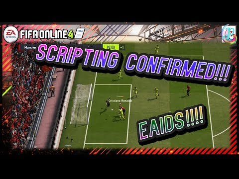 ~SCRIPTING CONFIRMED!!! EAids!!!~ The Most Ridiculous Match in Fifa Online 4...So Far