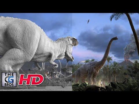 """CGI & VFX Breakdowns: """"IMG Worlds of Adventure"""" – by Goodbye Kansas"""