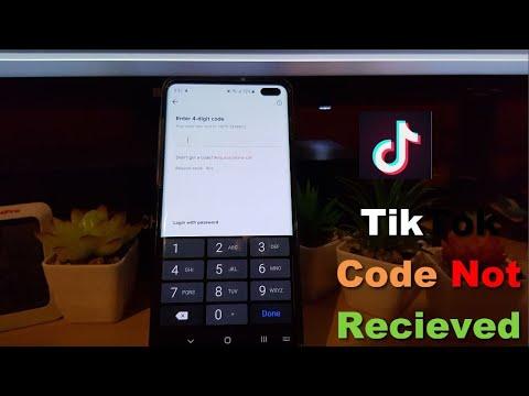 How To Enter A Code On Tiktok
