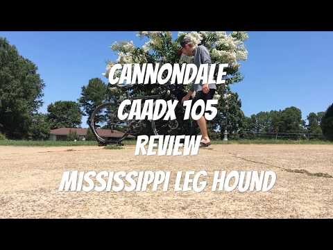 Cannondale Caadx 105 Cyclocross Bike Review