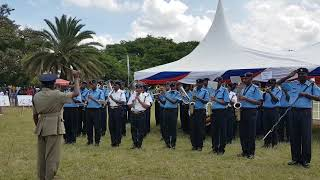 The Kenya National Anthem by Police band