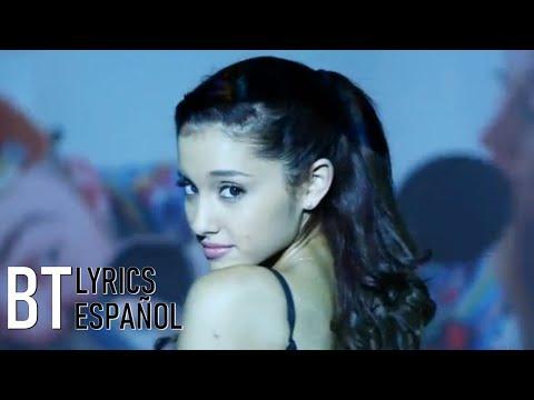 Ariana Grande - The Way ft. Mac Miller (Lyrics + Español) Video Official