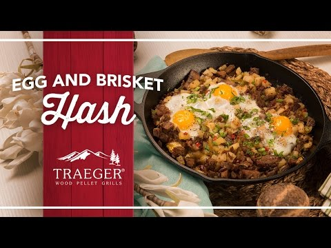 Breakfast Egg, Potato, and Meat Recipe by Traeger Grills