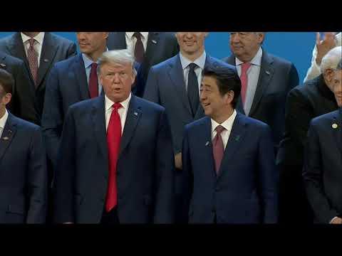 Tensions rising as G-20 leaders open meeting