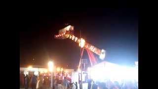 preview picture of video 'Nube en las Fiestas de Torres de la Alameda 2013 ( Madrid ).'