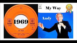 Andy Williams - My Way 'Vinyl'