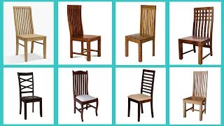 150+ Wooden Dining Chair  Designs & Ideas