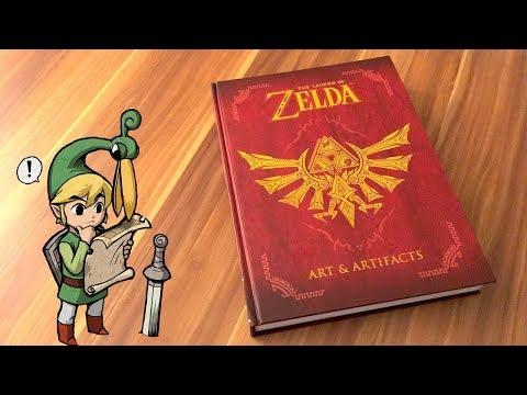 Zelda: Art & Artifacts - Buchvorstellung