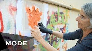 I'm a Graffiti Grandma | My Life ★ Mode.com