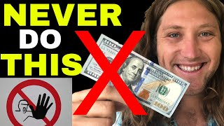 7 Warning Signs You Will NOT Manifest Money Using The Law of Attraction