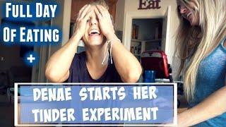 FDOE + Denae Starts Her Tinder Experiment
