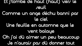Zaho 2013 - Un Peu Beaucoup ( Paroles HD )
