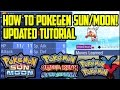 How To PokeGen Sun & Moon & ORAS w/ SoundHax! Homebrew 11.2.0-35 & PkHex Gen 7 Updated Tutorial!