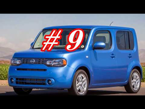 Top 10 Ugliest Cars Of 2017