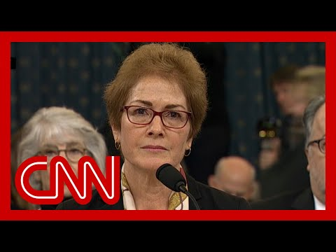 CNN LIVE: Trump impeachment inquiry hearings - Day 2