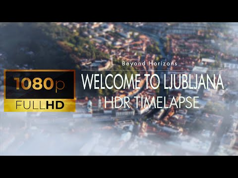 Welcome to Ljubljana - the Capital of Sl
