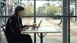 Selena de Carvalho at Claremont College, Hobart, Tasmania
