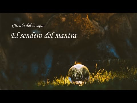 Círculo del Bosque video El sendero del mantra - 2019