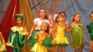 «Простая песенка» - младшая группа ансамбля «Непоседы»