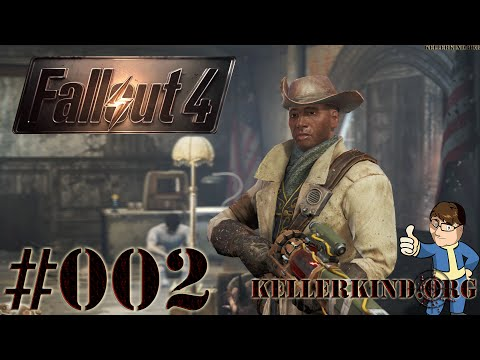 Fallout 4 [HD|60FPS] #002 - Besuch zu Hause ★ Let's Play Fallout 4