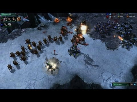 Gameplay de StarCraft II: The Complete Collection