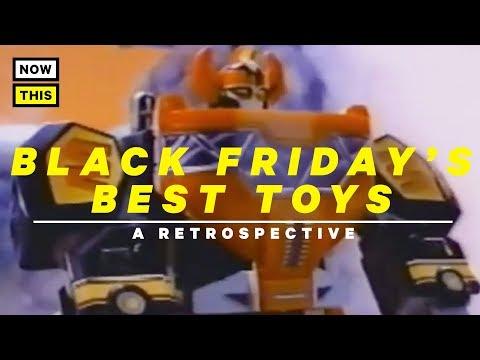 Black Friday's Best Toys: A Retrospective | NowThis Nerd
