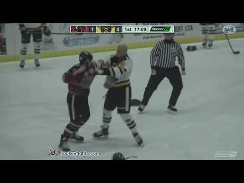 Braidan Simmons-Fischer vs. Max Bogdanovich