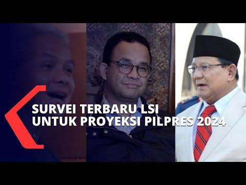 PDIP dan Gerindra Tanggapi Hasil Terbaru Survei LSI untuk Proyeksi Pilpres 2024