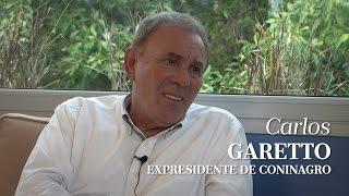 Carlos Garetto - Expresidente de Coninagro