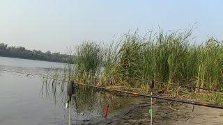 Вышивка рыболов от чаривной мыти