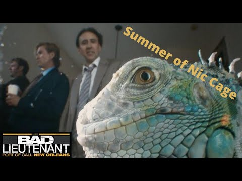 Bad Lieutenant: Port of Call New Orleans (2009) Review – Discussion – Summer of Nic Cage
