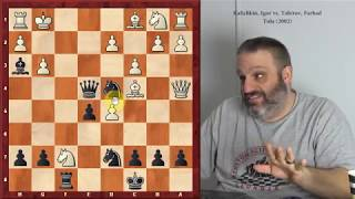 The Advanced Fried Liver Attack (Traxler Variation), With GM Ben Finegold