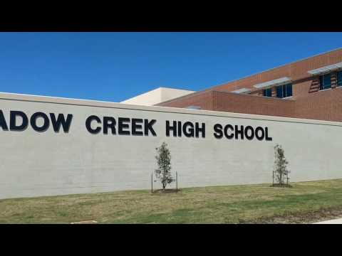 Public High School in Houston TX, 4x4 and 2x2 Video Walls
