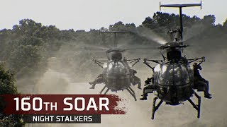 """160 SOAR Night Stalkers """"Any mission, anywhere"""""""