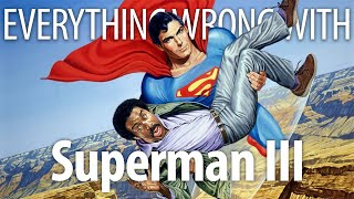 Everything Wrong With Superman 3 in 19 Minutes or Less