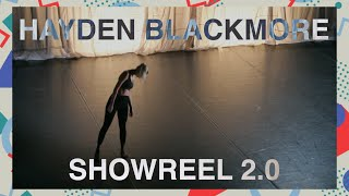Hayden Blackmore - Showreel 2.0