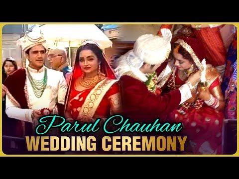 Yeh Rishta Kya Kehlata Hai Fame PARUL CHAUHAN Marr