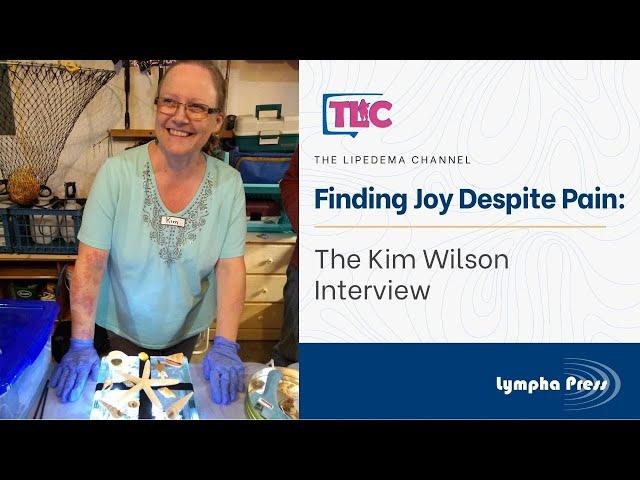 Finding Joy Despite Pain: The Kim Wilson Interview