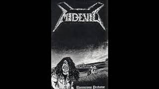 Midevil - Unconscious Predator [Full Demo] 1990