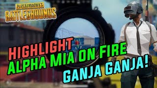 ALPHA MIA NE TABAHI MACHADI || PUBGM HIGHLIGHTS #3